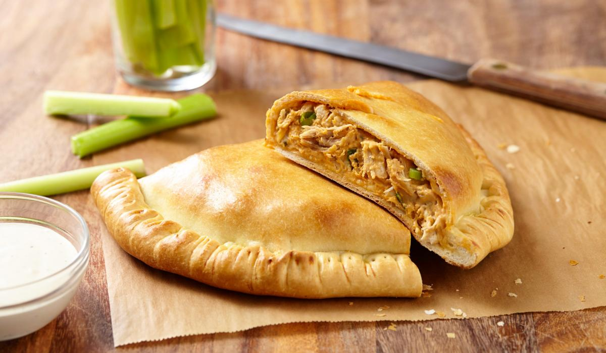 Spicy Chicken Calzone